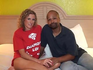 Секс дамашн й з блонд нкою