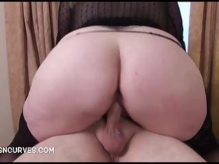 Жирные жопы секс